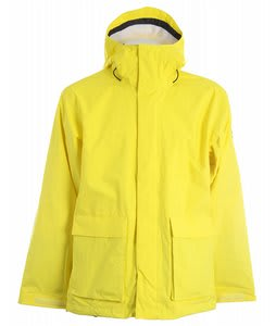 Bonfire Volt Snowboard Jacket Lemon