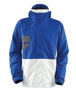 Bonfire Volt Snowboard Jacket True Blue/Silk/Iron