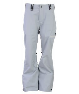 Bonfire Volt Snowboard Pants Silver