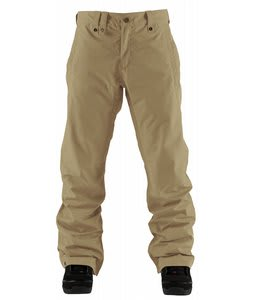 Bonfire Volt Snowboard Pants Canvas