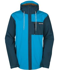 Bonfire Wallace Snowboard Jacket Midnight/Blue Streak