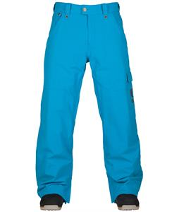 Bonfire Wallace Snowboard Pants Blue Streak