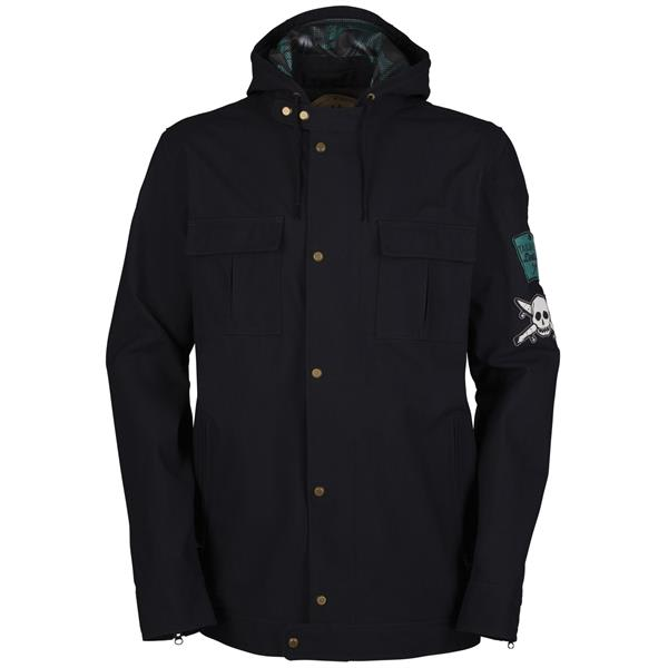 Bonfire X Fourstar Snowboard Jacket