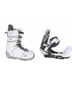 Burton Hail Snowboard Boots w/ Burton Triad Bindings Black