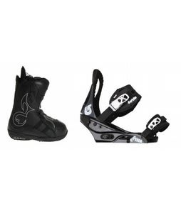 Burton Iroc Snowboard Boots w/ Burton Citizen Bindings Black