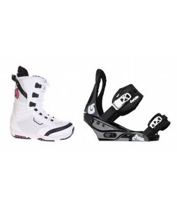 Burton Lodi Snowboard Boots w/ Burton Citizen Bindings Black