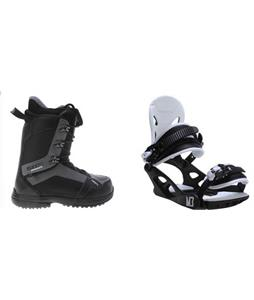 2117 Holmestad Boots w/ M3 Helix 3 Bindings