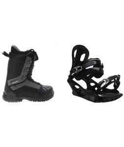 2117 Holmestad Boots w/ M3 Pivot 4 Bindings