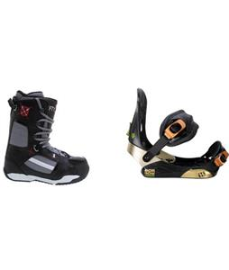 5150 Squadron Boots w/ Morrow Invasion Bindings