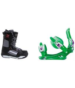 5150 Squadron Boots w/ Rossignol Battle Bindings