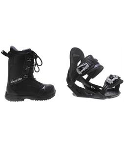 Actic Edge 1080 Boots w/ Avalanche Summit Bindings