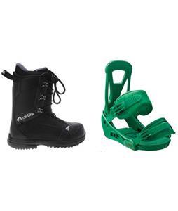 Actic Edge 1080 Boots w/ Burton Freestyle Bindings