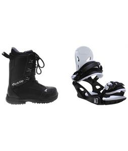 Actic Edge 1080 Boots w/ M3 Helix 3 Bindings