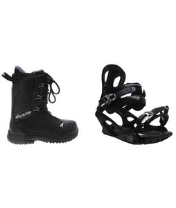Actic Edge 1080 Boots w/ M3 Pivot 4 Bindings
