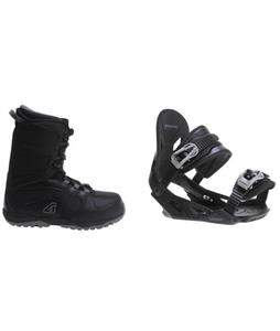 Avalanche Surge Boots w/ Summit Bindings