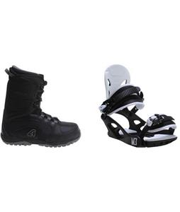 Avalanche Surge Boots w/ M3 Helix 3 Bindings