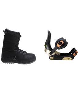 Avalanche Surge Boots w/ Morrow Invasion Bindings