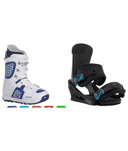Burton Freestyle Boots w/ Infidel Re:Flex Bindings