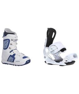 Burton Freestyle Boots w/ GNU Weird Bindings