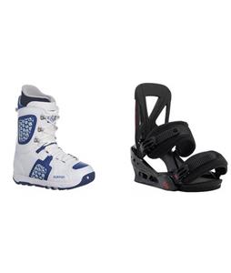 Burton Freestyle Boots w/ Custom Re:Flex Bindings