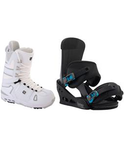 Burton Hail Boots w/ Infidel Re:Flex Bindings