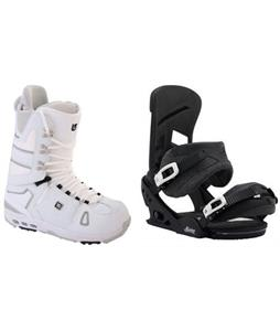Burton Hail Boots w/ Mission Re:Flex Bindings