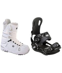 Burton Hail Boots w/ GNU Front Door Bindings