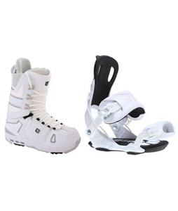 Burton Hail Boots w/ GNU Weird Bindings