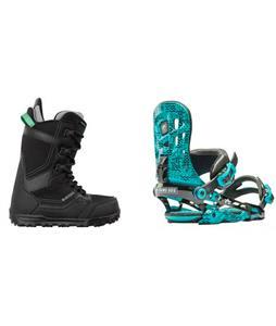 Burton Invader Boots w/ Rome 390 Bindings