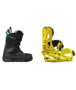 Burton Invader Boots w/ Rome Arsenal Bindings