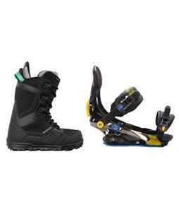 Burton Invader Boots w/ Rome S90 Bindings