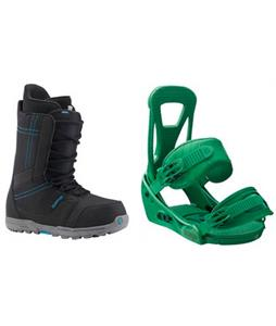 Burton Invader Boots w/  Freestyle Bindings