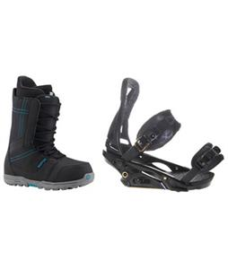 Burton Invader Boots w/  P1.1 Bindings