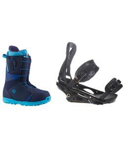 Burton Moto Boots w/  P1.1 Bindings