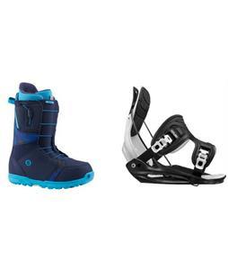 Burton Moto Boots w/ Flow Flite Bindings