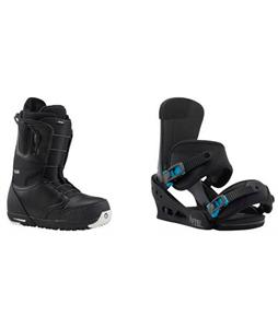 Burton Ruler Boots w/  Infidel Re:Flex Bindings