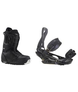 Burton Ruler Boots w/  P1.1 Bindings