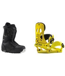 Burton Ruler Boots w/ Rome Arsenal Bindings
