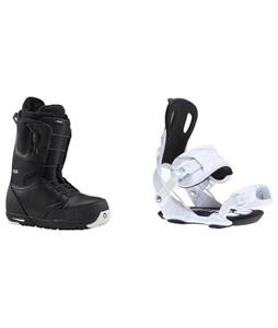 Burton Ruler Boots w/ GNU Weird Bindings