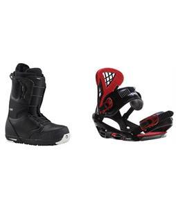 Burton Ruler Boots w/ Sapient Wisdom Bindings