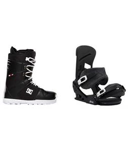 DC Phase Boots w/ Burton Mission Re:Flex Bindings