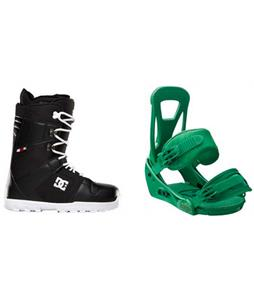 DC Phase Boots w/ Burton Freestyle Bindings