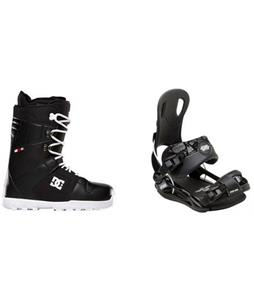 DC Phase Boots w/ GNU Front Door Bindings