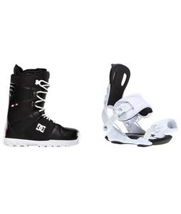 DC Phase Boots w/ GNU Weird Bindings