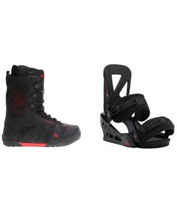 K2 Hashtag Boots w/ Burton Custom Re:Flex Bindings