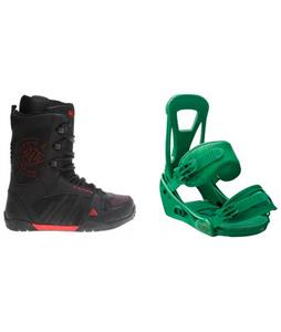 K2 Hashtag Boots w/ Burton Freestyle Bindings