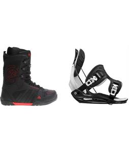 K2 Hashtag Boots w/ Flow Flite Bindings