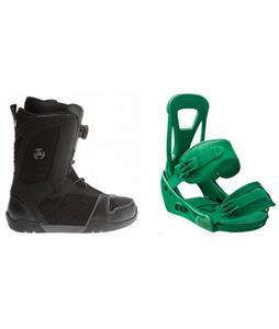 K2 Outlier BOA Boots w/ Burton Freestyle Bindings