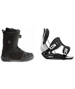 K2 Outlier BOA Boots w/ Flow Flite Bindings