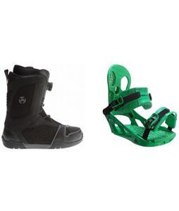 K2 Outlier BOA Boots w/ Indy Bindings